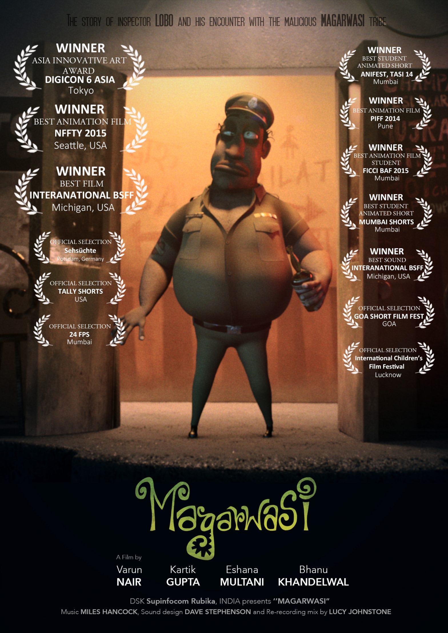 Magarwasi